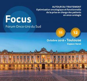Focus Forum Onco-Uro du Sud